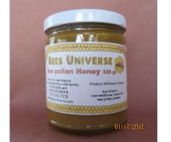 Bee Pollen Honey